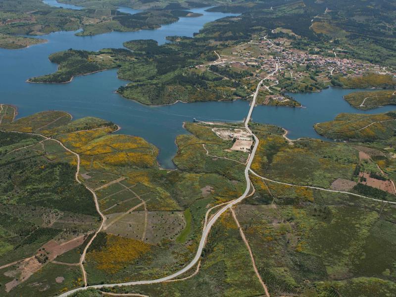 Barragem do Sabugal | Serra da Malcata